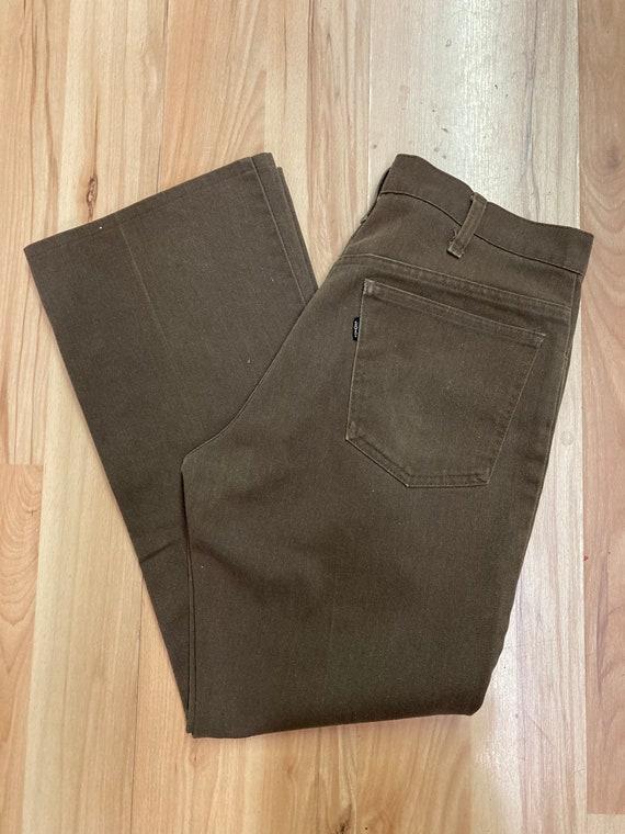 Vintage Levis Big E Sta Prest Pants