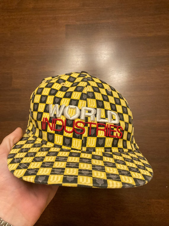 World Industries Fitted Hat