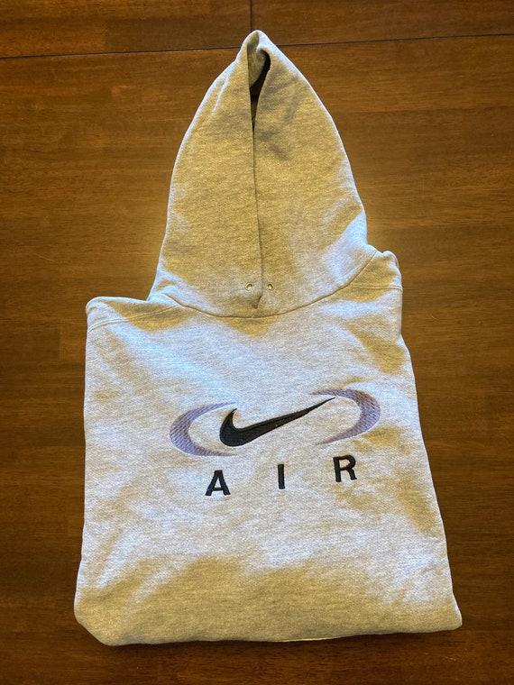 Vintage Nike Air Hoodie