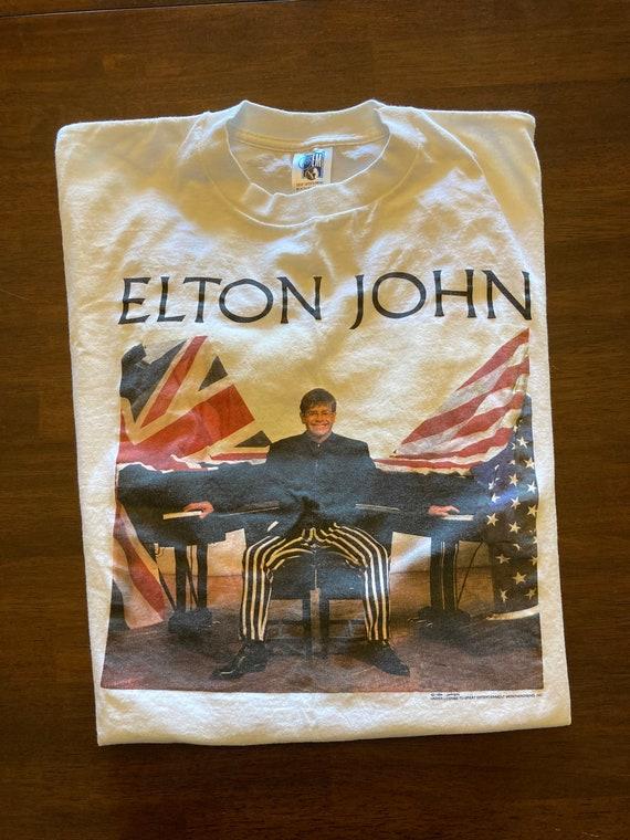 1994 Elton John Tour Tee