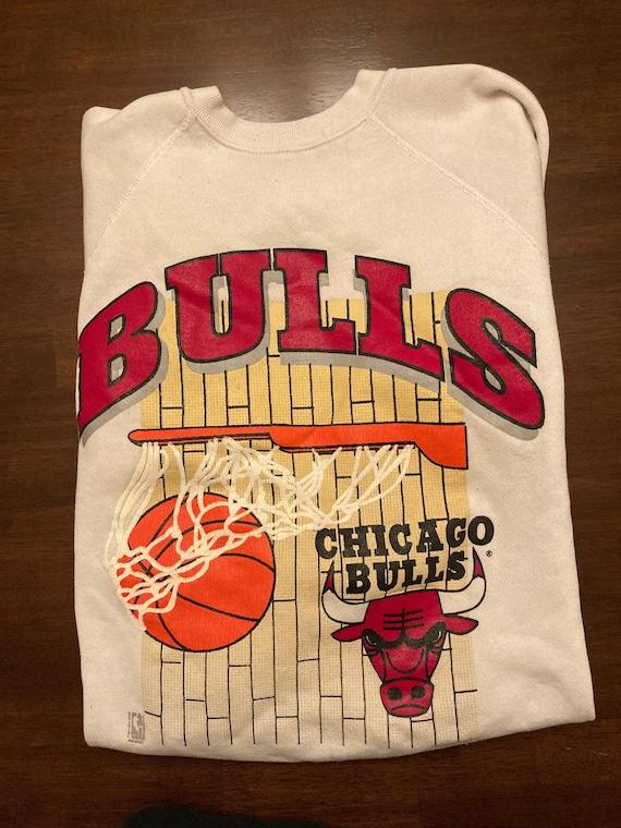 1992 Chicago Bulls Sweater