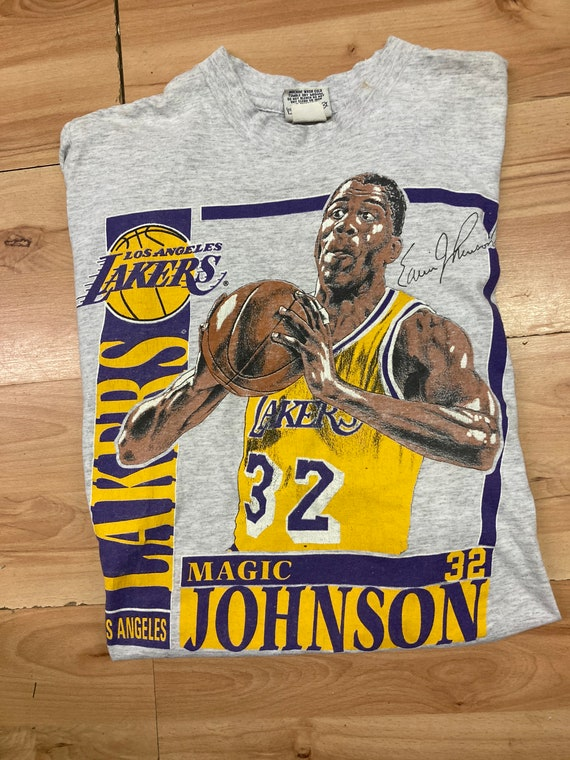 Vintage Magic Johnson Tee