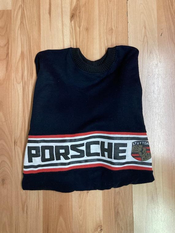 Vintage Porsche Sweater