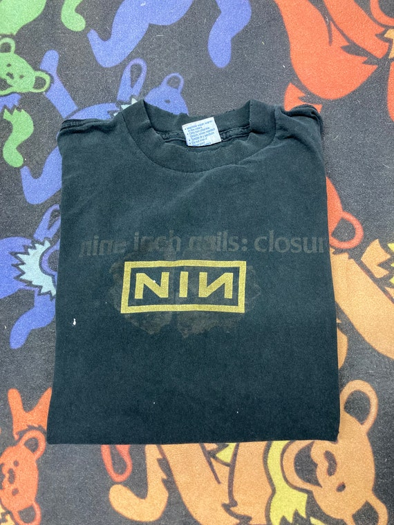 Vintage Nine Inch Nails Tee