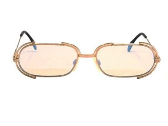Vintage Cazal Oval Sunglasses