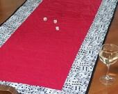 Bunco Table Runner