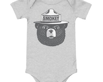Baby Shower Gift National Park Gift Lists All 59 National Parks National Park Baby National Park Bear Onesie