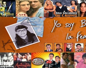 Telenovelas Colombianas y Series Capitulos Completos Mexicanas,Brazileras DVD Coleccion Colombian TV Series Nostalgia Telenovelas Novelas