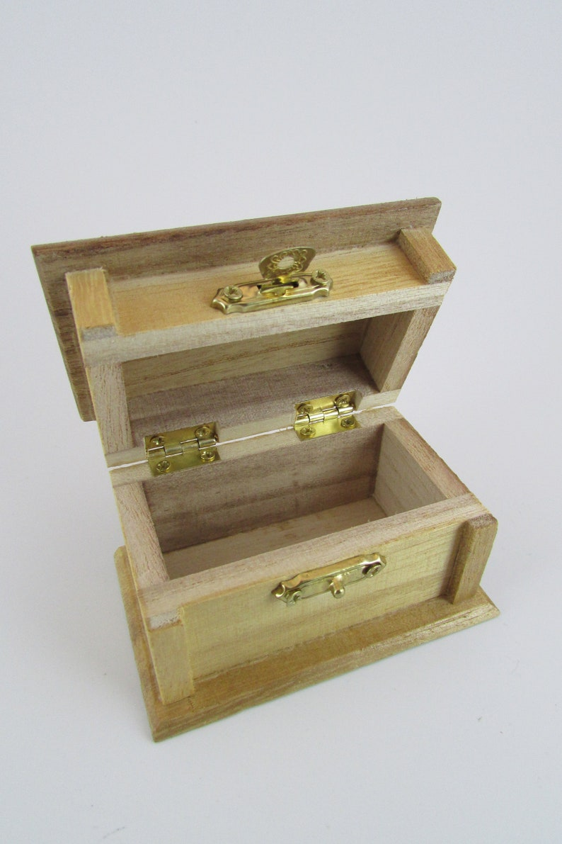 Lichtenberg Figure Jewelry Box 3.5 x 2.25 x 2.25