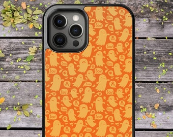 Halloween Spooky Ghost Fall Cute - Phone Case for iPhone X XS XR XS Max 11 Pro Max 12 Mini