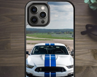 Mustang Muscle Car Sports Luxury Shelby GT500 - Phone Case for iPhone 7 8 Plus SE X XR XS Max 11 Pro Max 12 Mini