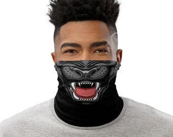 Be Creative! – Black Panther Neck Gaiter Face Mask