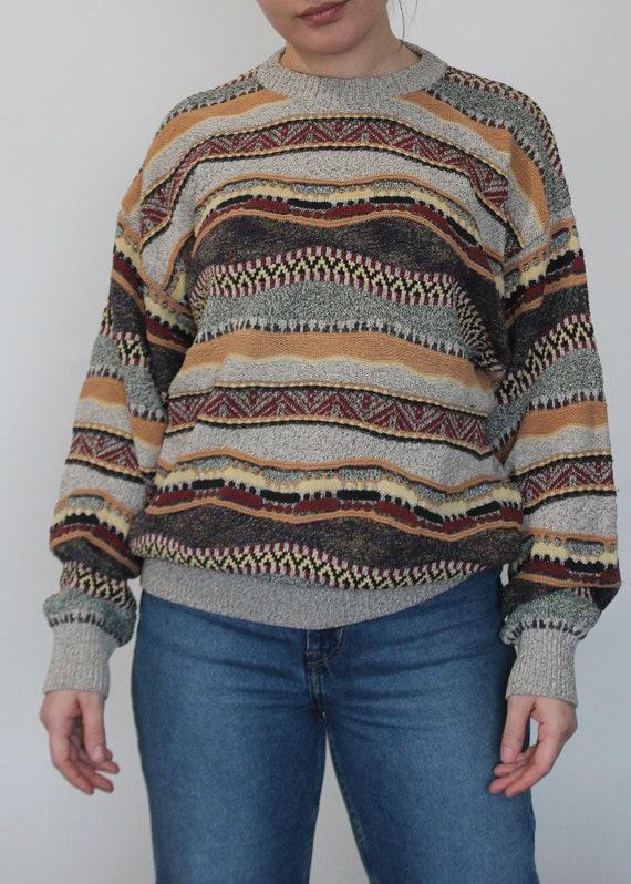Vintage 80s 90s Retro Sweater