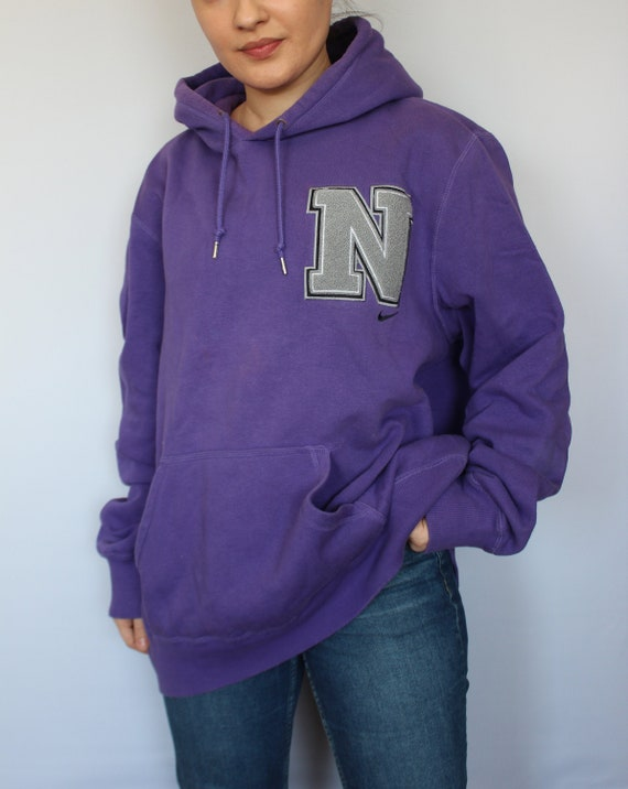 Nike 80s 90s Vintage Cardigan Pullover Oversized