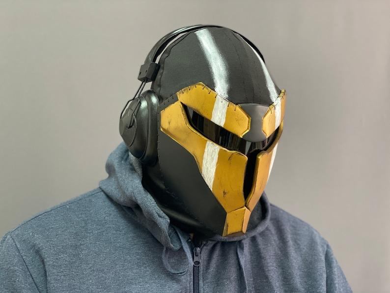 Airsoft Mandalorian Mask Star Wars Custom Balaclava !ANY PAINTING for FREE!