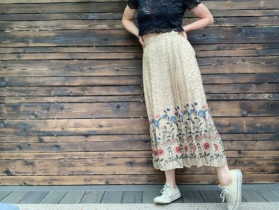 Evan Picone Cottagecore Skirt - image 2