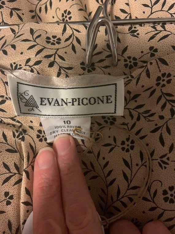 Evan Picone Cottagecore Skirt - image 9