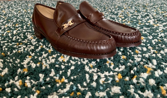 Mint Vintage Florsheim Imperial Loafers, size 8