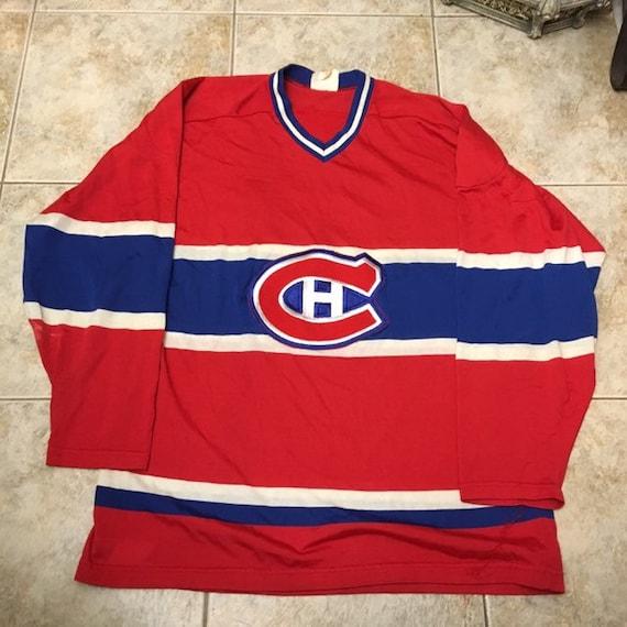 Vintage Montreal. Canadians sandow SK hockey jerse