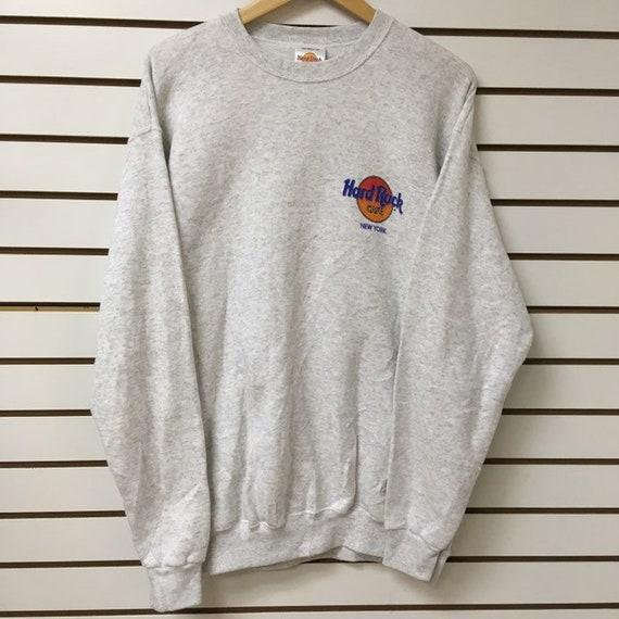Vintage Hard Rock Cafe New York Sweatshirt size La