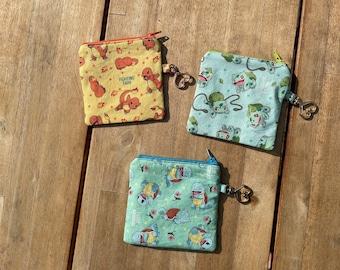 Pokémon coin purse pouch