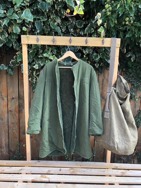 Genuine Issue 1970's Swedish Army M59 Reversible G