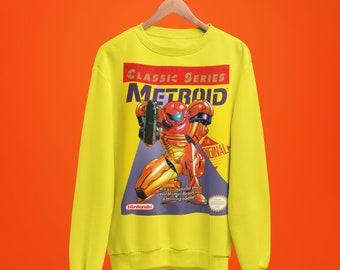 PCA 101 Emblem Retro Custom Crewneck Unisex Mens /& Women/'s Clothing,Shirt Video Game Clothing Classics Christmas Gifts 90s Kids