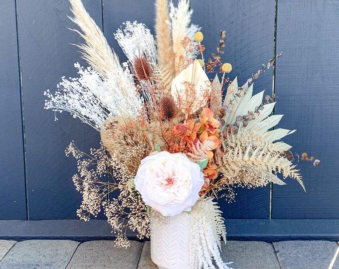 Preserved / Dried Floral Arrangement