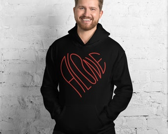 Valentine Boyfriend Gifts for St lepni.me Unisex Hoodie My Girlfriend Loves me