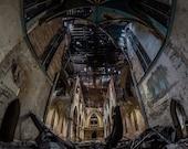 Abandoned Ruin Church