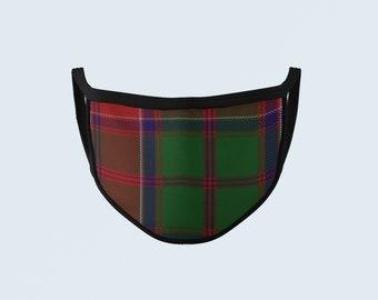 Clan Grant Scottish Velveteen Plush Blanket