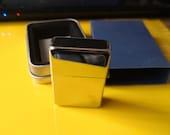 Zippo lighter petrol silver