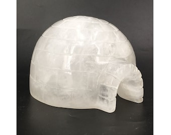 Crystal Charging and Cleansing Igloo