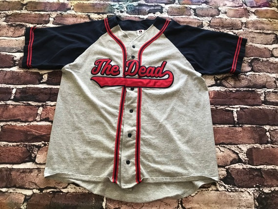 "Grateful Dead ""The Dead"" Baseball Jersey"