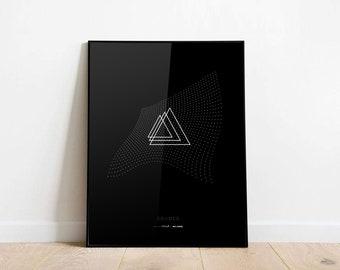 Echoes Art Print (3 sizes)