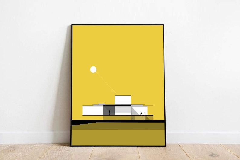 Building Concept 200227 Print 3 sizes image 0