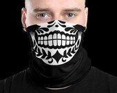 Skull Face Mask Skeleton Face Mask Biker Face Mask