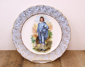 Pretty In Pink-Regency Lawrence Mulder /& Zoom Amsterdam Holland Pink Lady Cabinet Plate