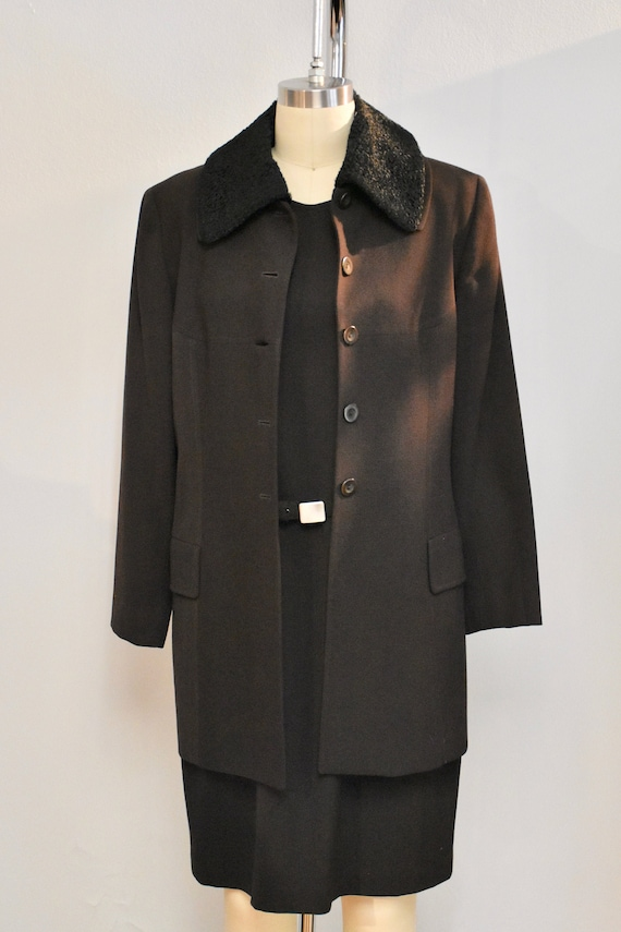 Vintage TAHARI Coat and dress set