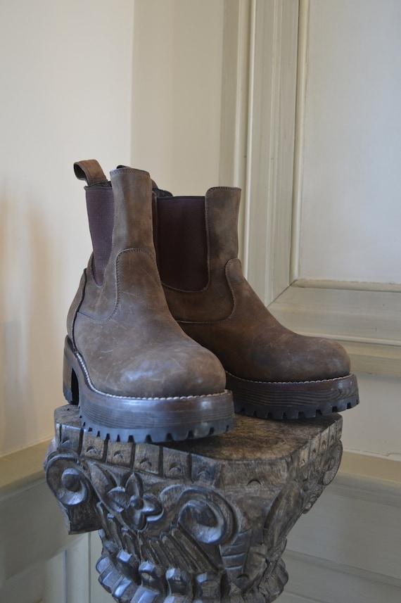 Vintage Buffalo Boots