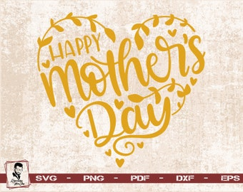 Free This is a commercial use svg file for yearly and lifetime members. Mothers Day Svg Etsy SVG, PNG, EPS, DXF File