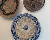 African wall basket