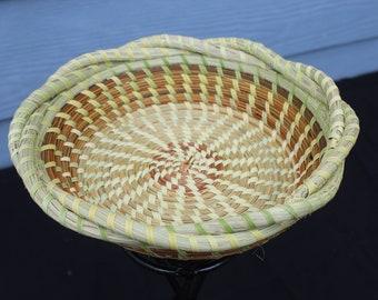 Gullah Wrapped Basket