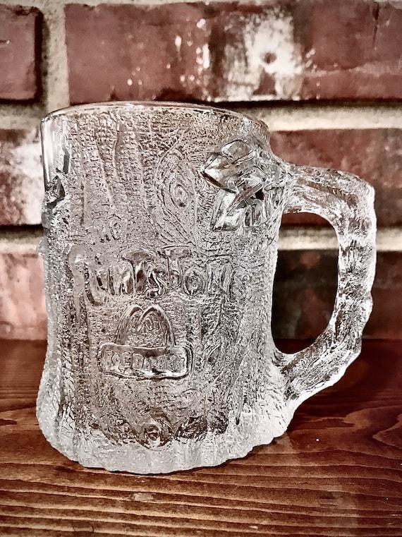 Flintstones Glass Mug