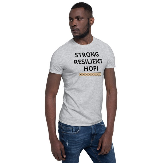 Strong RESILIENT  Hopi Short-Sleeve Unisex T-Shirt