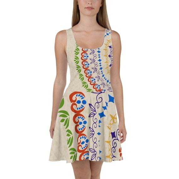 Eastern Wheel - Clara Dress