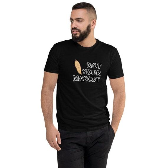 NOT your MASCOT - Short Sleeve T-shirt