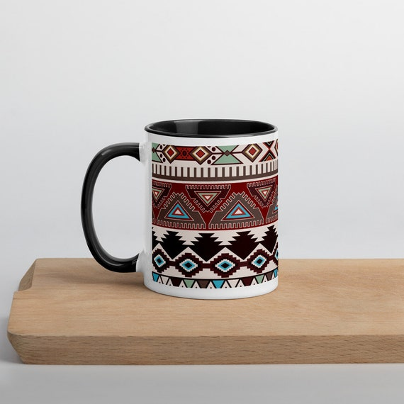 Deep Roots - Coffee Mug with Color Inside