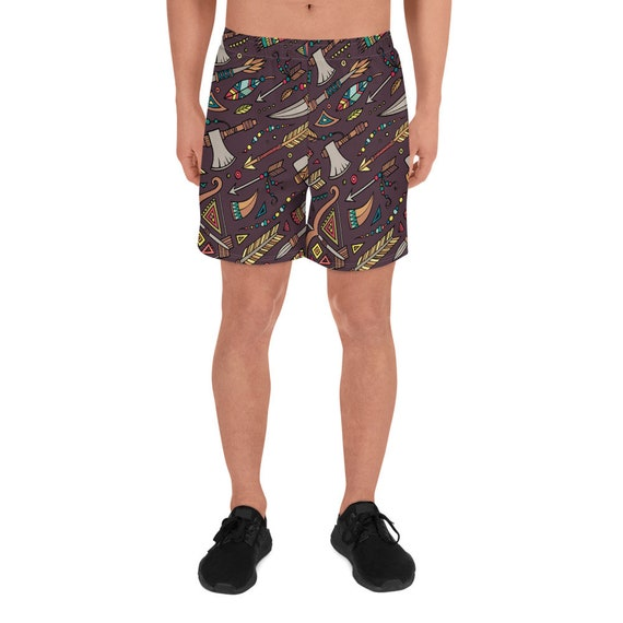 War Cry - Men's Athletic Long Shorts