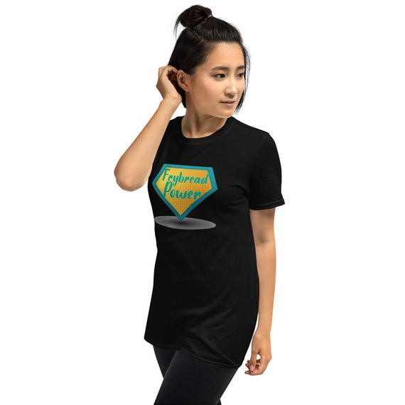 Frybread Power Short-Sleeve Unisex T-Shirt